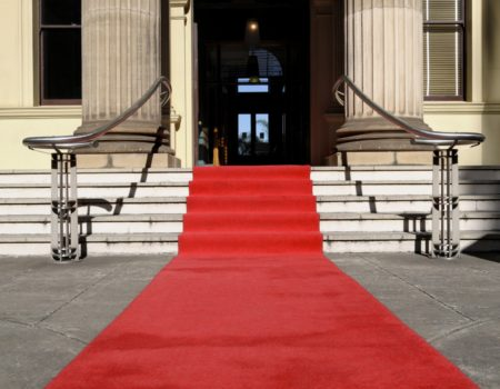 From Red Carpets to Red Lines: Hollywood and Washington
